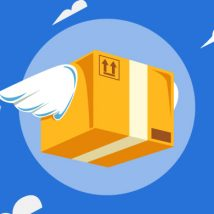 Asile colis e-commerce